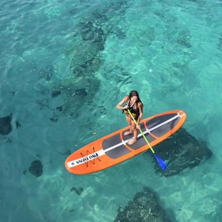 Jamaica SUP Adventure