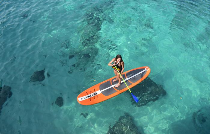 Jamaica SUP Adventure