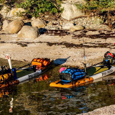 Maine Island Trail Expedition