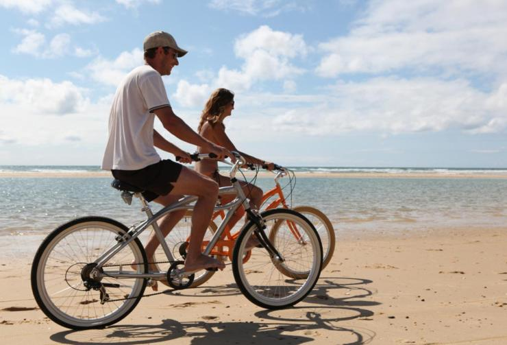 SUP Erie Adventures Biking Rentals & Tours